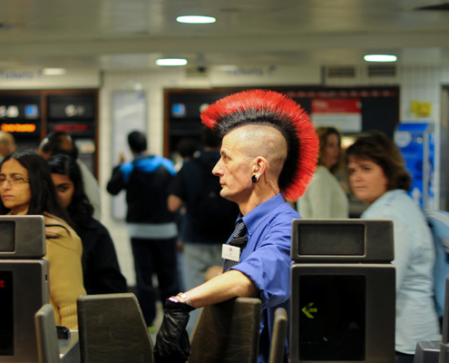 Optimising a Ticket Office to Serve Everyone